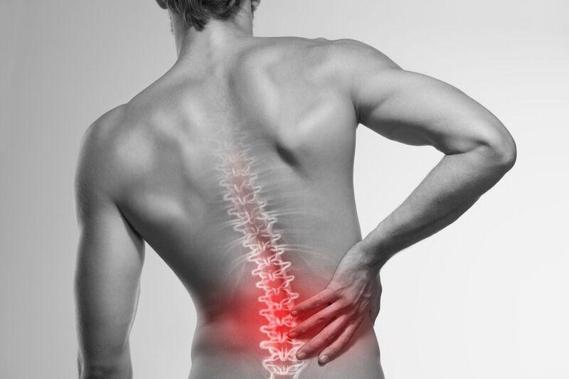 bolest chrbta