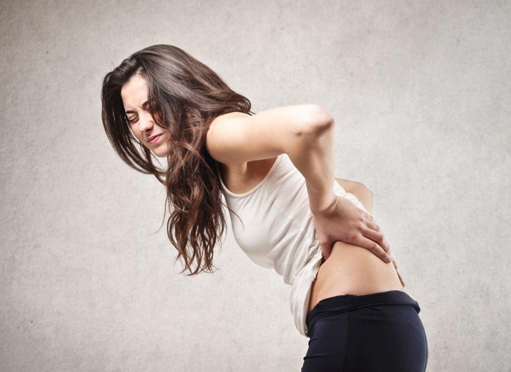 Bolesť chrbta