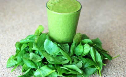 zeleny smoothie