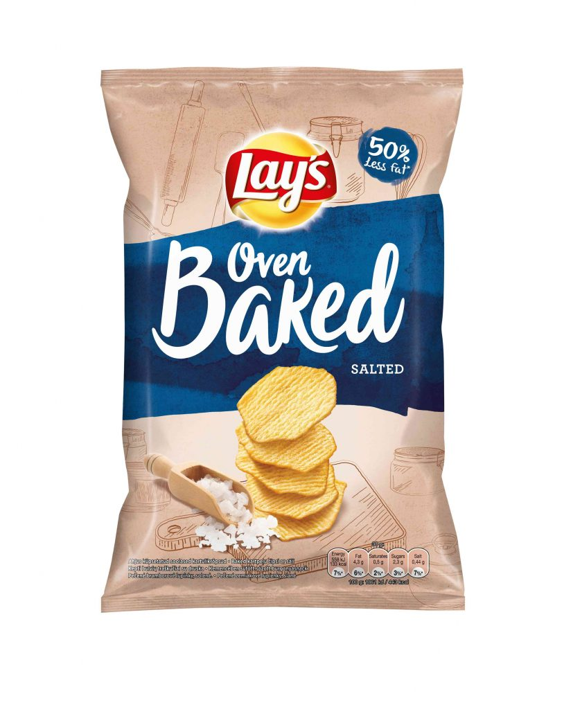 Lay's Oven Baked