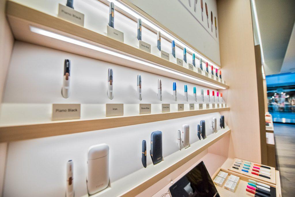 Prvý IQOS boutique otvorený na Slovensku