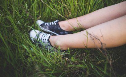 Aby boli nohy krásne a zdravé