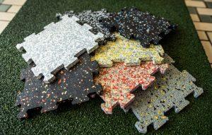 recyklované materiály