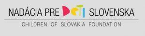 Nadácia pre deti Slovenska
