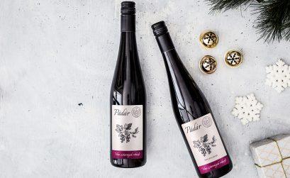 ríbezľové víno Pádár